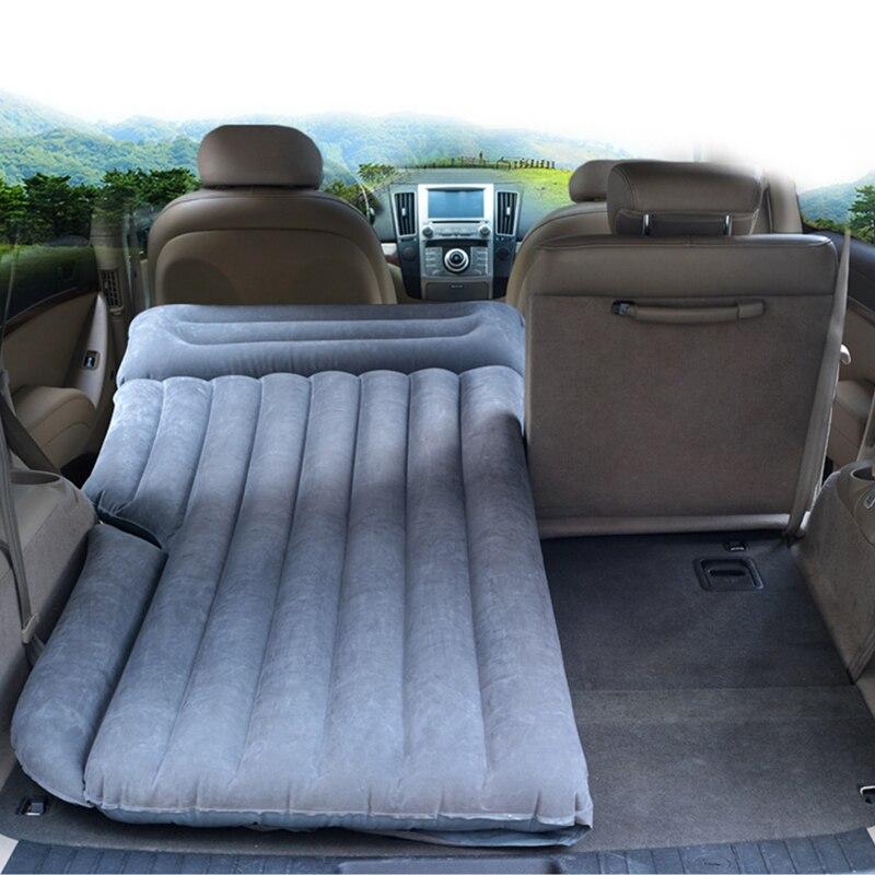 130*175*9 см надувной матрас для автомобиля, надувная подушка для внедорожника, надувной матрас для автомобиля - 6