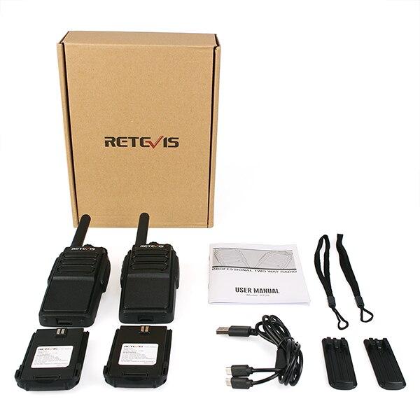 RETEVIS 2W USB Last 13