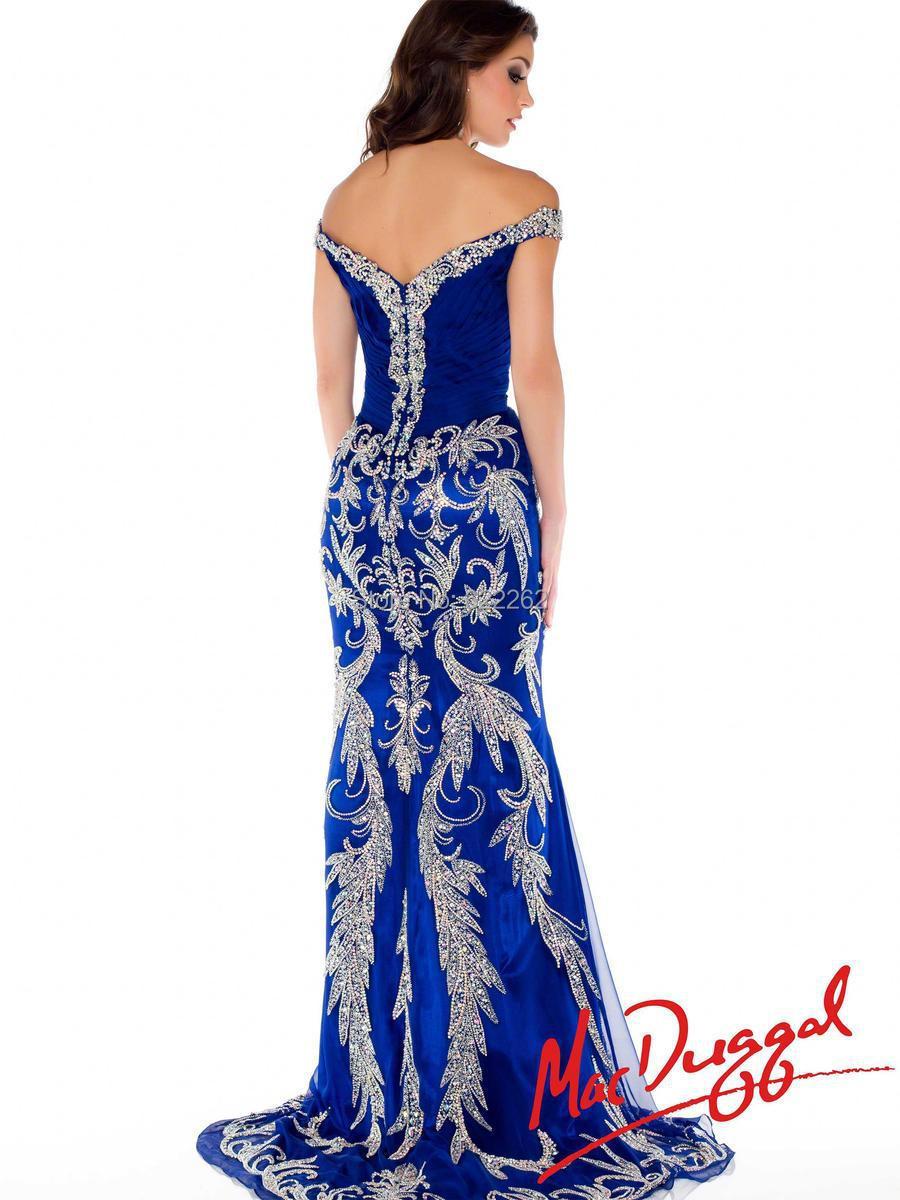 Aliexpress.com : Buy Big Discount Mermaid V neck Evening Dresses ...