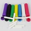 15 Sets envío libre inhalador nasal aromaterapia inhalador nasal Palos con mechas
