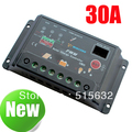 30A Digital Solar Charge Controller System Protection Regulator 360W 720W