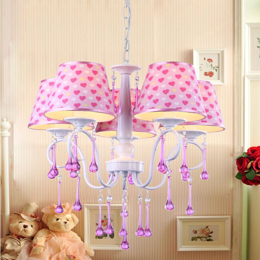 Lights For Girls Bedroom Popular Girls Chandelier Buy Cheap Girls Chandelier Lots From