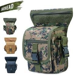 ร้อนยุทธวิธีกีฬากลางแจ้ง Ride Leg Bag ทหารกีฬาเอวกระเป๋า Hunter อาวุธกันน้ำ Drop ต้นขากระเป๋า Multi-Purpose