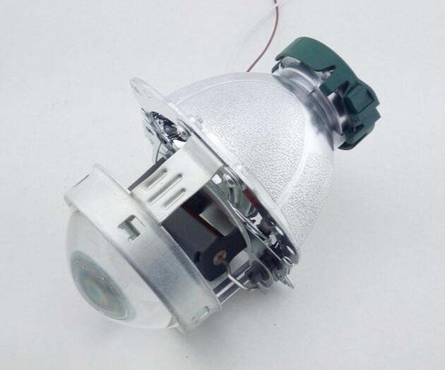 DLAND HELLA 4 GEN4 EVOX-R 2.0 HID BI XENON PROJECTOR LENS, WITH SMALLER BODY AND FOR OLD A6 DIRECTLY