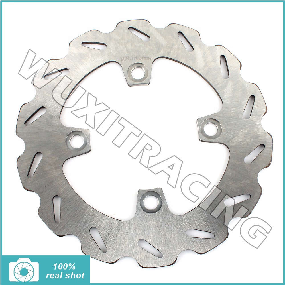 200mm New ATV Dirt Bike Quad Light Weight Rear Brake Disc Rotor fit for SUZUKI LT-V 700  ...