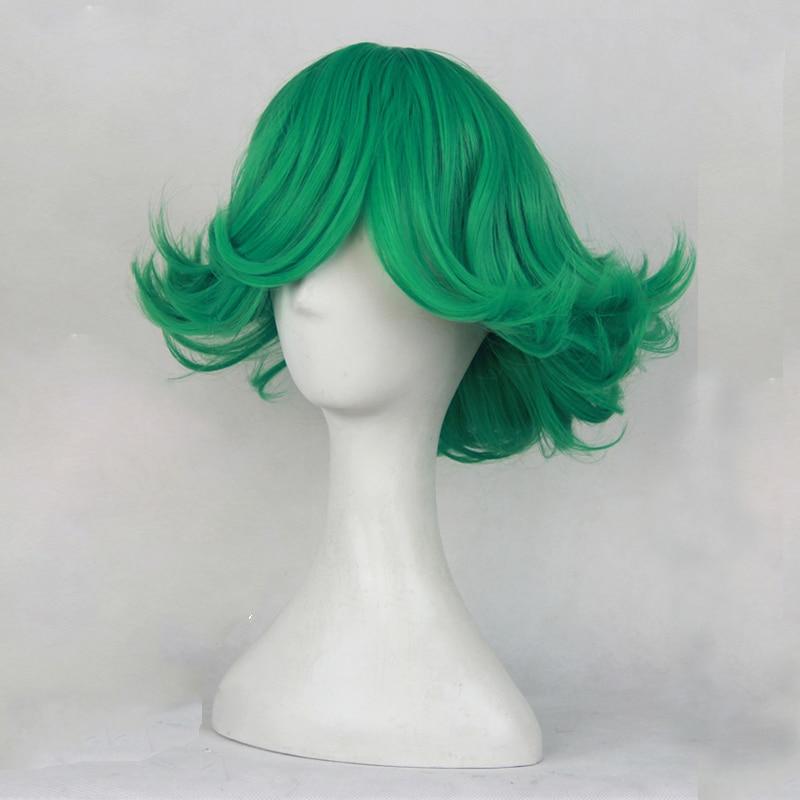 One Punch Man tatsumaki cosplay wig01