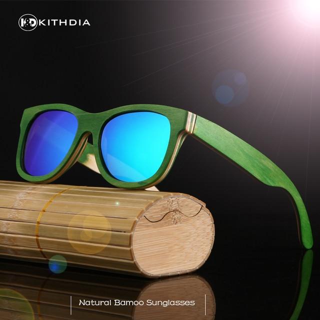 Pilot skateboard Wood Sunglasses Men Women Brand Designer Mirror Sun Glasses UV400 Driving Sports Original Bamboo Sunglases Male