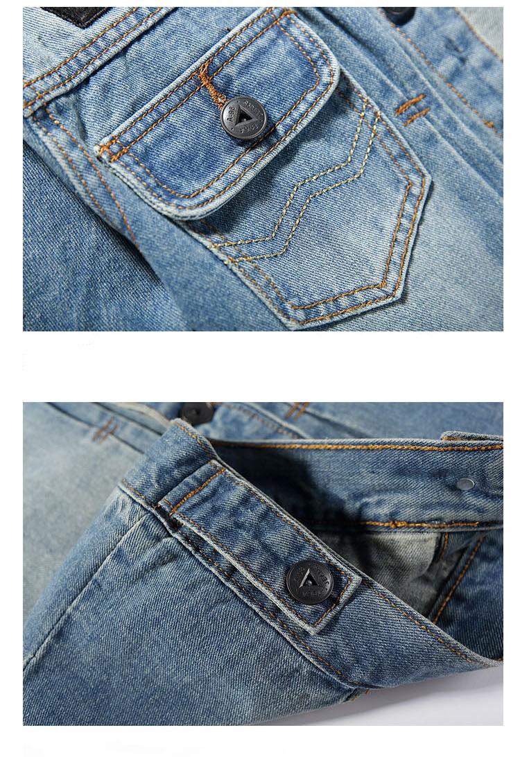 Men's Denim Jacket high quality fashion Jeans Jackets Slim fit casual streetwear Vintage Mens jean clothing Plus Size M-5XL (11)