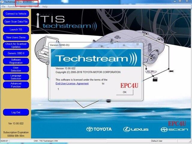 techstream 13 keygen activation crack