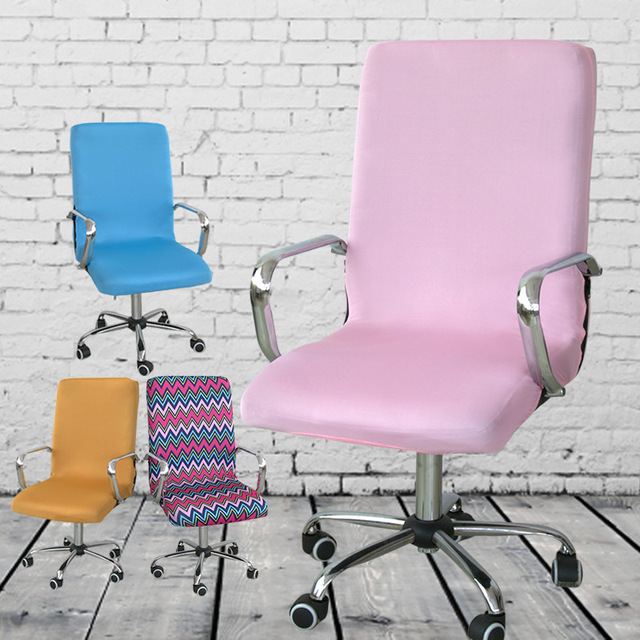 lift chair covers racing office chairs south africa comfortable seat slipcovers computer removable stretch rotating cover