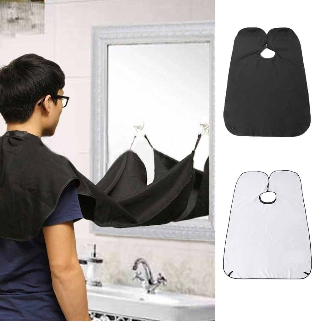 Home & Garden Hearty Men Male Beard Shaving Bib Beard Cape Shaving Catcher Grooming Trimming Scarf Apron Clippings Catcher Neither Too Hard Nor Too Soft
