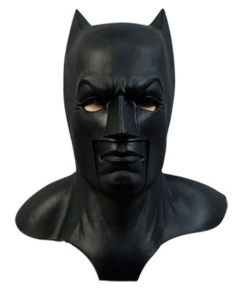 Halloween Face Masks Helmet Batman Black Mask Masquerade Party Masks Batman Face Costume for Halloween Carnival Cosplay