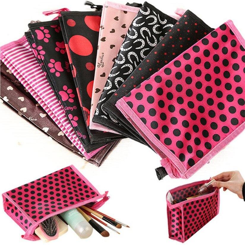 ツ)_/¯Nuevo calificado viaje cosméticos caja cosmética bolsa de ...