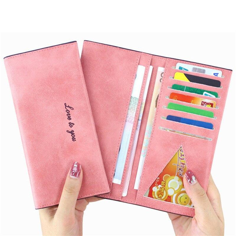 PipiFren Long Women Wallet Purse girls Ladies phone women's wallets Cute clutch money bags portefeuille femme portfel damski
