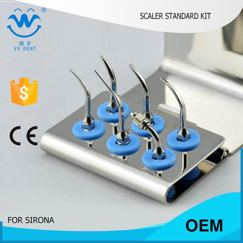 5 pcs SRSKS Sirona DENTAL scaling for teeth standard kit for Sirona  SIROSON C8 /Sirona SIROSON L /Sirona PerioSonic L5 pcs SRSKS Sirona DENTAL scaling for teeth standard kit for Sirona  SIROSON C8 /Sirona SIROSON L /Sirona PerioSonic L