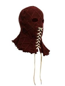 Image 4 - סרט BrightBurn קוספליי מלא ראש מסכת קוספליי ברדס אדום מפחיד אימה מצמרר סרוג פנים לנשימה מסכת ליל כל הקדושים אבזרי