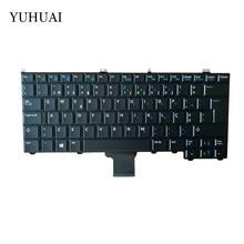New Portuguese Keyboard For Dell Latitude E7440 E7240 Black 0JYFTN Lapt