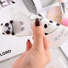 3D Cute Panda Printed Phone Cases For iPhone