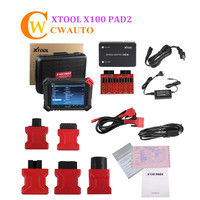 X100 PAD XTOOL PAD2 Tablet Key Programmer With EEPROM Adapter XTOOL PAD 2 Update Version X100 PAD Update Online