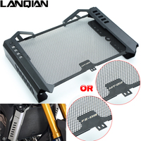 For Yamaha MT09 FZ09 2014 2015 Motorcycle Radiator Side Cover Set Radiator Grille Guard Cover Protector
