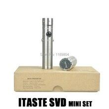 2ชิ้นของแท้100% innokin SVDใหม่VV VWสมัยบุหรี่อิเล็กทรอนิกส์มินิiTaste svdชุดปรับแรงดันไฟฟ้าvs 134 VTR MVP 3.0 SVD