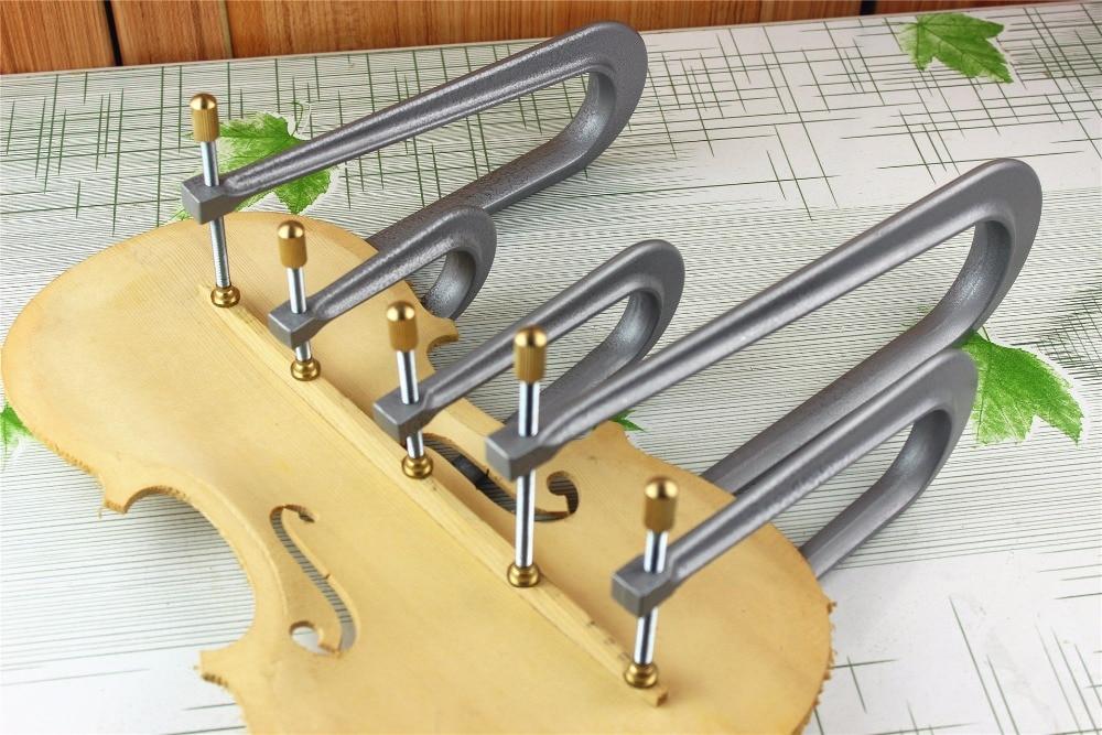 1 set violin bass-bar clamps Viola/violin making tools luthier tool