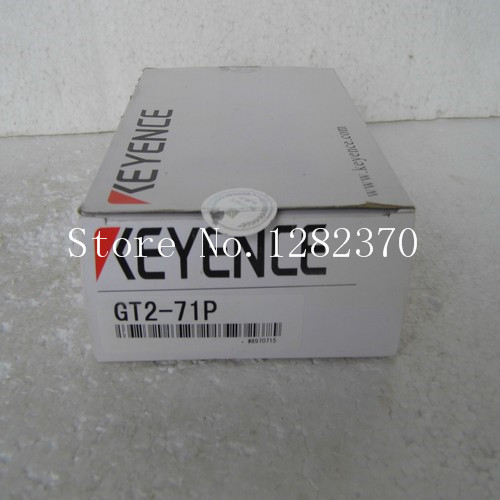 [SA] New original special sales refurbished KEYENCE sensor switch GT2-71P spot[SA] New original special sales refurbished KEYENCE sensor switch GT2-71P spot