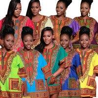 9 Colores! Popular Festival de Vacaciones Mini Vestido Étnico Vestido de Las Mujeres Impreso Casual Vestidos Sexy Vestido XJ2120