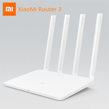 Original Xiaomi Router 3 High Speed 1167Mbps Dual Band 2.4G+5G Wireless Repeater 128MB DDR2 RAM 4 Antennas APP Control US Plug(China (Mainland))