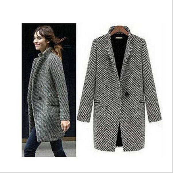 Popular Wool Coat Winter-Buy Cheap Wool Coat Winter lots from ...