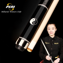 2019 PERI Pool Cue with Case Extension PS 1/2 Kit 12.75mm Tip Professional Stick High-end Billiard