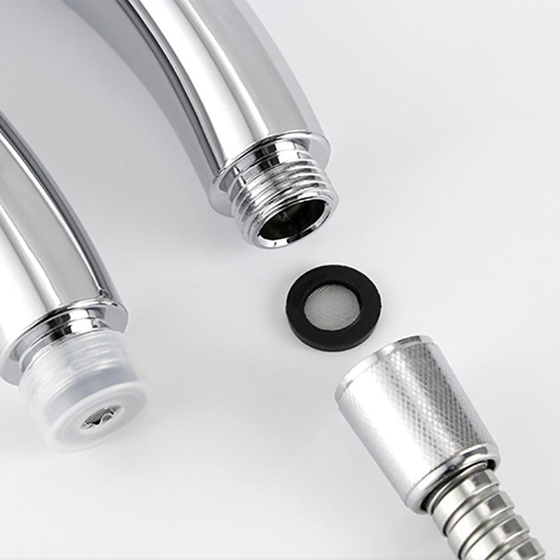 High Quality Pressure Rainfall Shower Head 300 Holes Shower Head Water Saving Filter Spray Nozzle High Pressure Water Saving 5