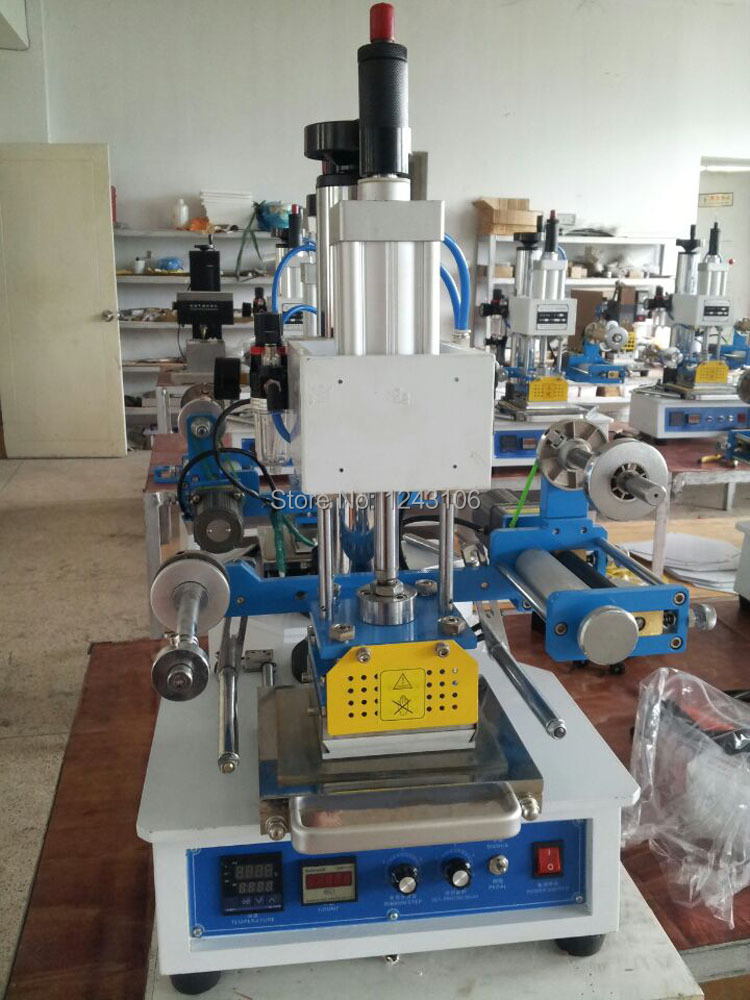 ZY-819H αυτόματη μηχανή σφράγισης, δέρμα - Τέχνες, βιοτεχνίες και ράψιμο - Φωτογραφία 5