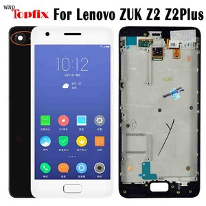 """Image 1 - Per Lenovo ZUK Z2 Più Il Display Touch Screen Digitizer Z2 Più A CRISTALLI LIQUIDI Per 5.0 """"Lenovo ZUK Z2 LCD Con telaio di Ricambio Shippin Libero"""