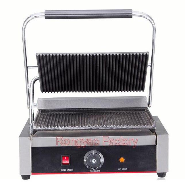 Parrilla de sándwich, molde de Waffle, Panel tostador, máquina de hacer sándwiches para desayuno, utensilios de prensado, plancha