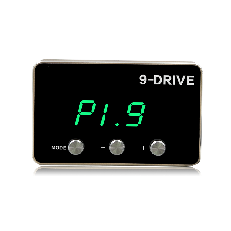 Manufacturer 9 Drives 5 Modes Car Electronic Throttle Controller Plug & Play Portable Car Performance Electronic Car