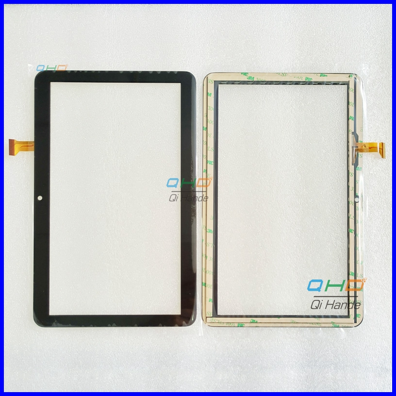 Free shipping 10.1'' inch touch screen,100% New for DEXP URSUS TS210 TS 210 touch panel,Tablet PC touch panel digitizer