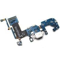 Para Samsung Galaxy S8 + S8 Plus G955U Porto de Carregamento USB Cabo Flexível Do Conector Dock de carregamento flex