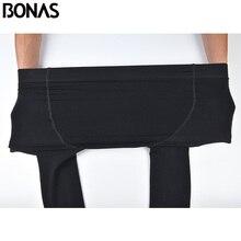 BONAS Thick Tights Velvet Pantyhose Tights Women Autumn Winter Velvet Tights Female High Elastic Waist Warm Pantyhose Hosiery