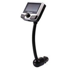 Coche Bluetooth MP3 FM Transmisor de Audio con Control Remoto Soporte Para Tarjetas SD Para Teléfono Inteligente Manos Libres Cargador USB Caliente