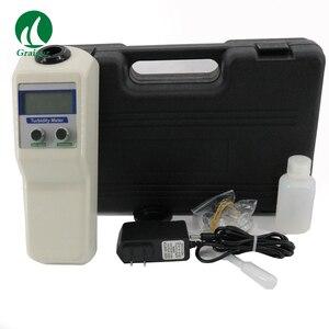 WGZ-1B portátil Digital Light Medidor de Turbidez Medidor Faixa De Medição de Concentração de Água NTU 0-200