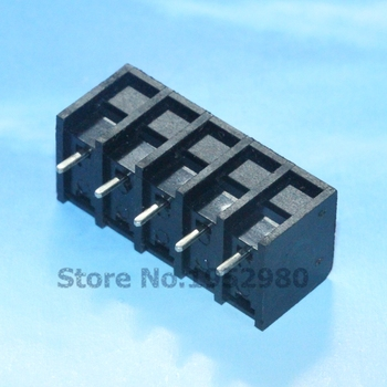 20PCS 6 35MM PITCH BARRIER TERMINAL BLOCKS CONNECTOR