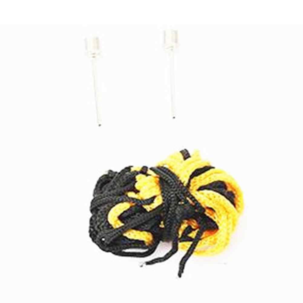Hobbylan Спорт надувание мячей насос с иглой Pin для американский футбол баскетбол футбол надувной воздушный переходник клапана