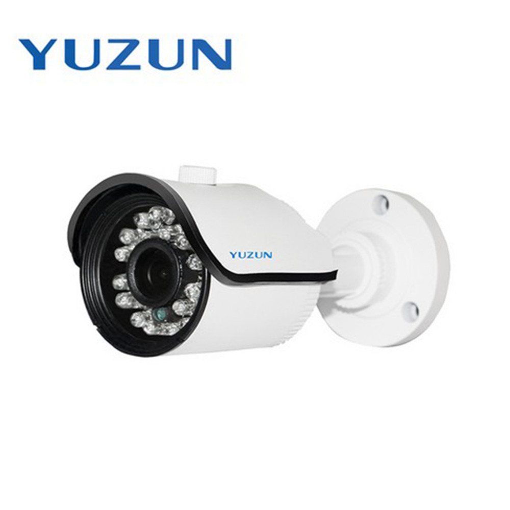AHD Analog HD 720P Surveillance Camera IR 30m Waterproof Home Security Bullet Camera AHD CCTV Camera Security Indoor/Outdoor cctv ahd camera 1 0mp ahd m 720p varifocal bullet bnc hd analog outdoor waterproof ip66 security 2 8 12mm zoom night vision
