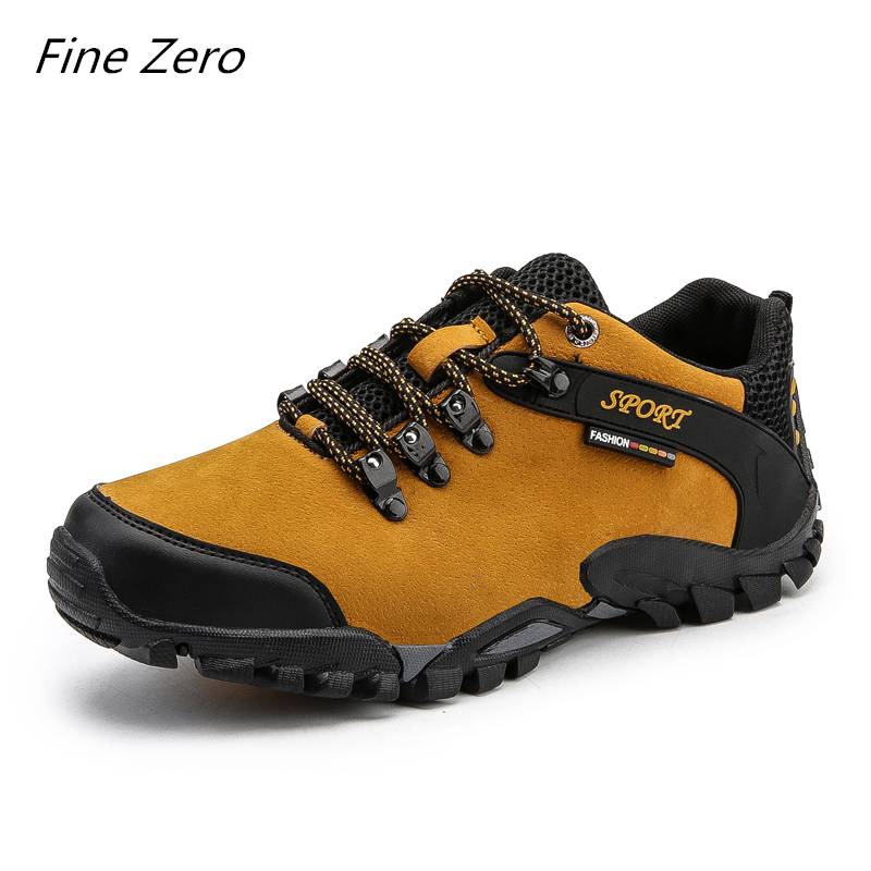 Men/'s Outdoor Shoes Hiking Trail Trekking Sneakers Climbing Sport Casual Boots