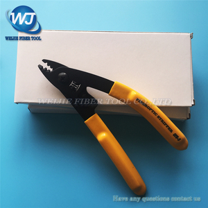 Image 5 - Free shpping CFS 3 Three port Fiber Optical Stripper/ Pliers/ Wire strippers FTTH Tools Miller Optical Fiber Stripping Pliers