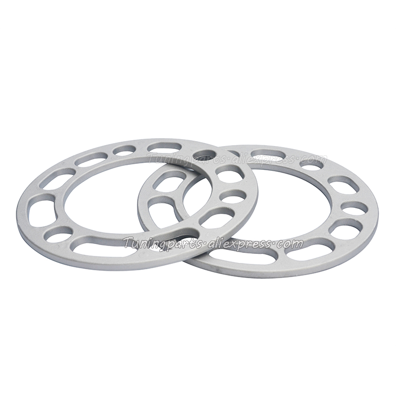 2pcs <font><b>5x139.7</b></font> 6x139.7 Universal Car Wheel Shim Wheel Hub Spacer image