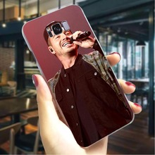 Balvin Hard Case for Samsung Galaxy M10 Fashion Phone Cover M20 M30 S6 S7 Edge S8 Covers Back