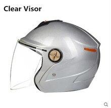 Motociclismo Moto abrir rosto capacete cascos capacete marca capacete motocross capacetes 3/4 capacete moda mulher 789