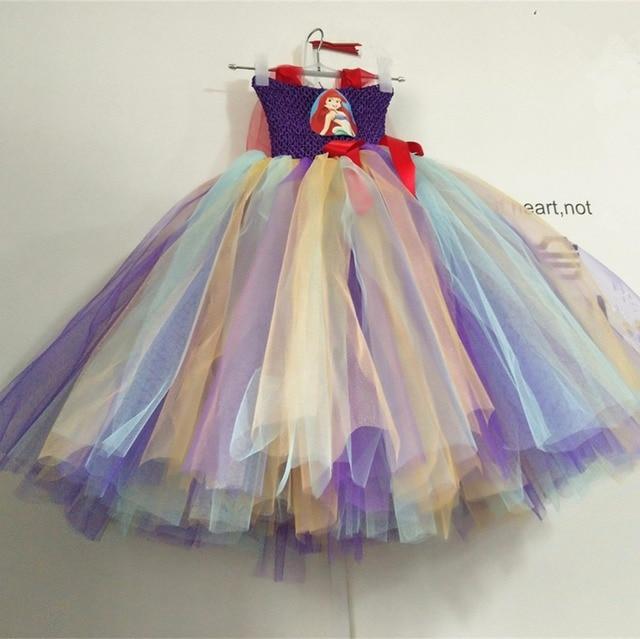 Ariel Princess Dress